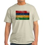 Mauritius Flag Light T-Shirt