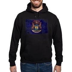 Michigan Flag Hoodie