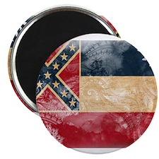 Mississippi Flag Magnet