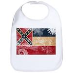 Mississippi Flag Bib