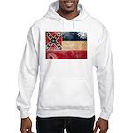 Mississippi Flag Hooded Sweatshirt
