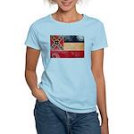 Mississippi Flag Women's Light T-Shirt