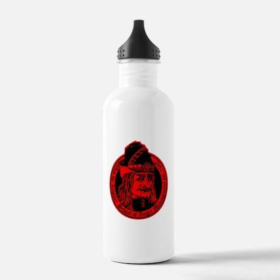 Vlad the Impaler School of An Water Bottle