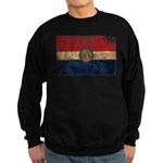Missouri Flag Sweatshirt (dark)