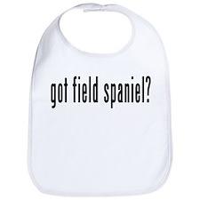 GOT FIELD SPANIEL Bib