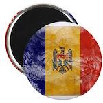 Moldova Flag 2.25
