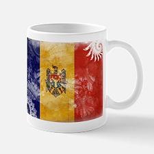Moldova Flag Mug
