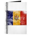 Moldova Flag Journal