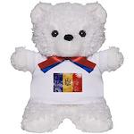 Moldova Flag Teddy Bear