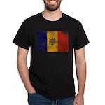 Moldova Flag Dark T-Shirt