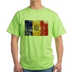 Moldova Flag Green T-Shirt