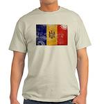 Moldova Flag Light T-Shirt