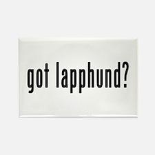 GOT LAPPHUND Rectangle Magnet