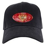 Montenegro Flag Black Cap