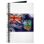 Montserrat Flag Journal