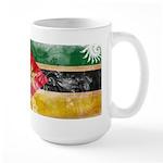 Mozambique Flag Large Mug