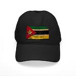 Mozambique Flag Black Cap