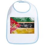 Mozambique Flag Bib