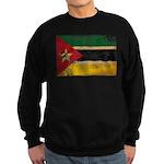 Mozambique Flag Sweatshirt (dark)