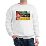 Mozambique Flag Sweatshirt