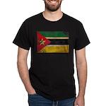 Mozambique Flag Dark T-Shirt