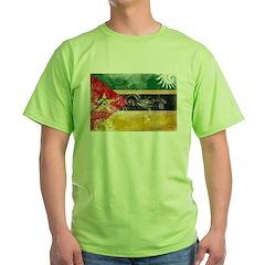 Mozambique Flag Green T-Shirt