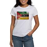 Mozambique Flag Women's T-Shirt