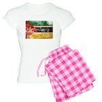 Mozambique Flag Women's Light Pajamas