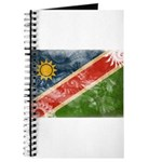 Namibia Flag Journal