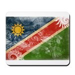 Namibia Flag Mousepad