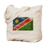 Namibia Flag Tote Bag