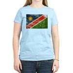 Namibia Flag Women's Light T-Shirt