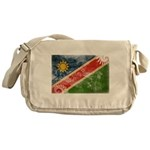 Namibia Flag Messenger Bag