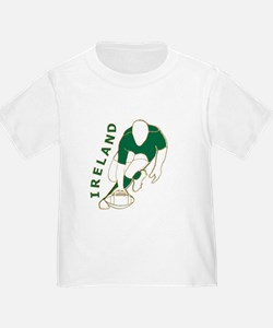 Ireland Rugby Style T