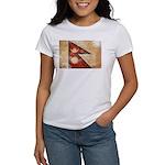 Nepal Flag Women's T-Shirt
