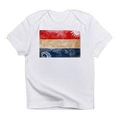 Netherlands Flag Infant T-Shirt