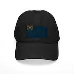 Nevada Flag Black Cap
