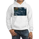 Nevada Flag Hooded Sweatshirt