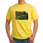Nevada Flag Yellow T-Shirt