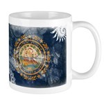 New Hampshire Flag Mug