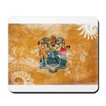 New Jersey Flag Mousepad