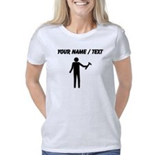 Skiing Gifts Performance Dry T-Shirt