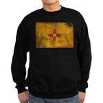 New Mexico Flag Sweatshirt (dark)