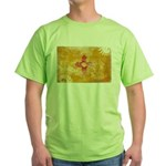 New Mexico Flag Green T-Shirt