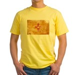 New Mexico Flag Yellow T-Shirt