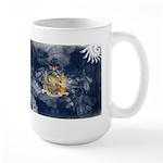 New York Flag Large Mug