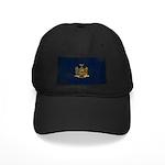 New York Flag Black Cap