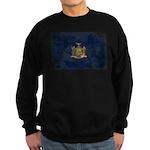 New York Flag Sweatshirt (dark)