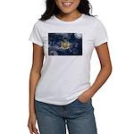 New York Flag Women's T-Shirt