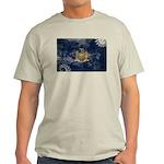 New York Flag Light T-Shirt